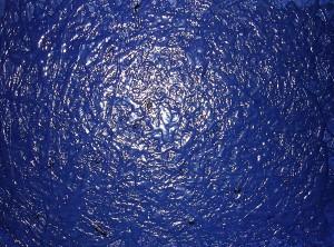 Blu fiorito