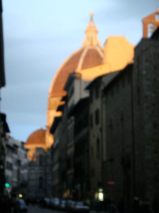Florence, photo by Simona Polvani