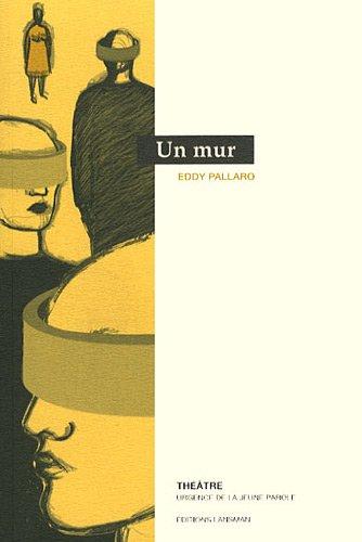 """Cover del testo """"Un muro"""", Lansman"""