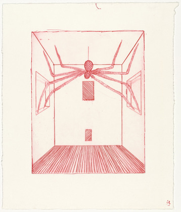 Tweet R4/3 - Mère, Louise Bourgeois