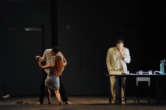 La Fuga - regia Lorenzo Montanini